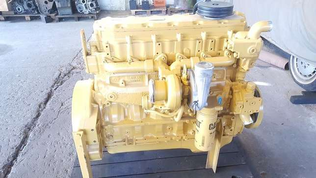 CAT 3126B industrial engine. 1 x Engine full overhauled and Dyno tes Alberton - image 1