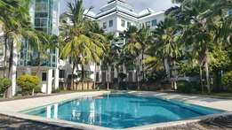 Executive 3 bedroom apartment with sea view and swimming pool