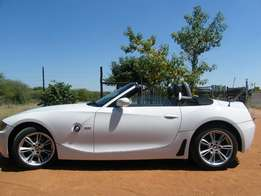 BMW Z4 2004 IN Show Room Condition Very Low Mileage