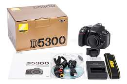 Cameras on xmas offer. Nikon d5300, 3200, 7100, 7200, Canon 1200D, 70D