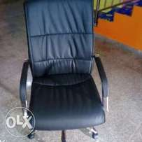SX Brand New Imported Office Leather Chair (New)