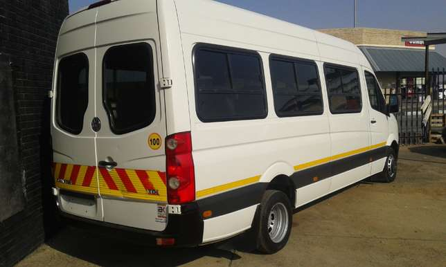VW Crafter 22 Seater Newcastle - image 2