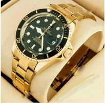 Gold Stainless steel Rolex