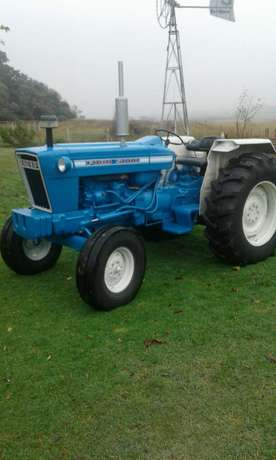 Ford 5000/5640 Tractor Witbank - image 4