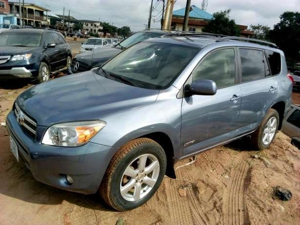 Fairly Used 2008 Rav4 Oredo/Benin-City - image 2