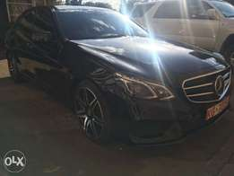 Mercedese Benz E400 KCP year 2016 at 5.8m