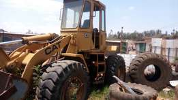 Caterpillar without engine
