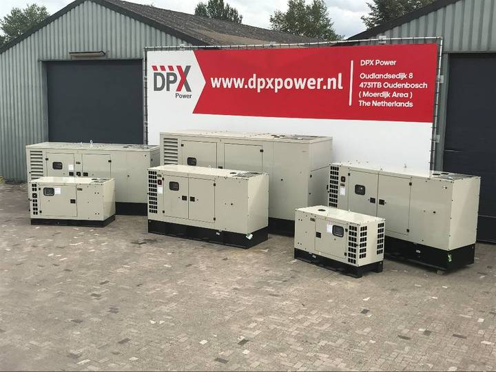 Doosan DP158LC - 510 kVA Generator - DPX-15555 - 2019 - image 19