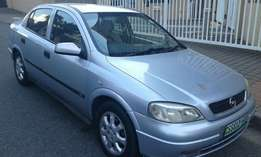 2004 Opel Astra CDE 1.6 For Sale.
