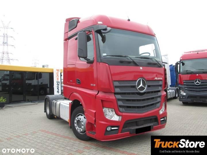 Mercedes-Benz Actros 1845 LS - 2014