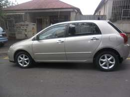 2007 Toyota Runx 1.8 for sale