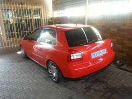 For Sale Audi A3 1.8 Turbo