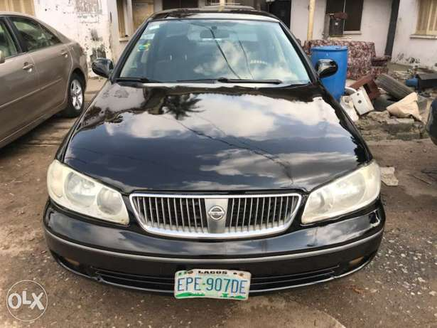 Registered 2003 Nissan Sunny Super Saloon (Buy And Drive) 650k Surulere - image 1