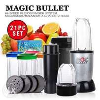 The Magic Bullet(with Grinder and meat mincer)