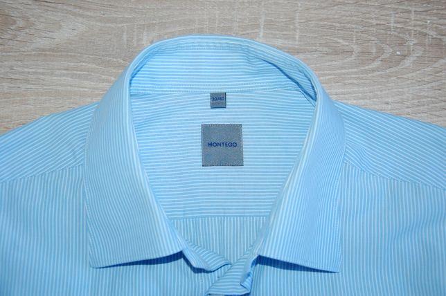 Firmowa koszula męska Montego Peek & Cloppenburg L BDB+