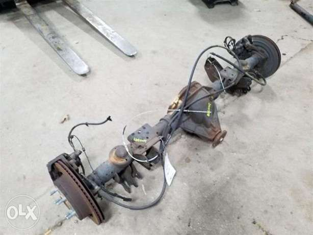 للبيع 2012 Rear Axle Assembly Dodge Truck 1500