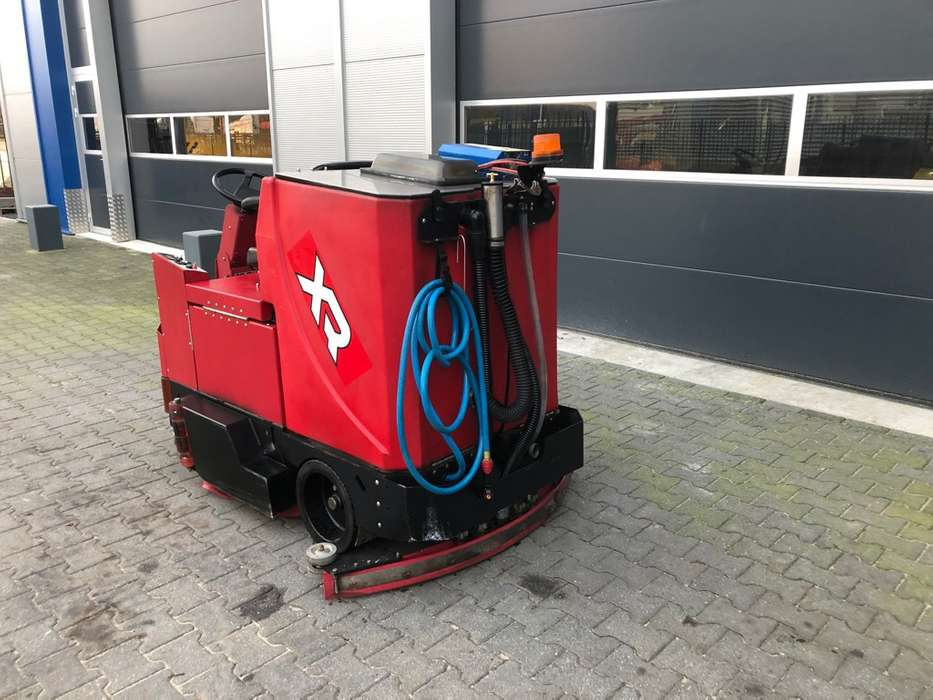 Factory Cat XR40-D Schrobmachine - image 2