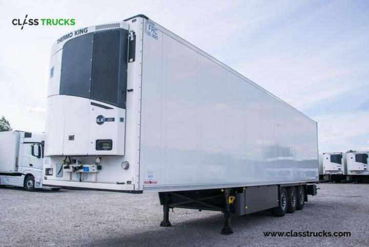 Schmitz Cargobull SKO24/L - FP 45 ThermoKing SLXi300 DoubleDeck - 2017