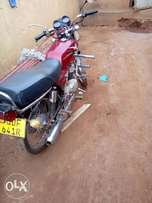 Am selling motorcycle ,