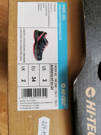 oficjalny sklep buty na tanie najnowszy Dziecięce buty HI-TEC (Eu 34) Częstochowa Stradom • OLX.pl