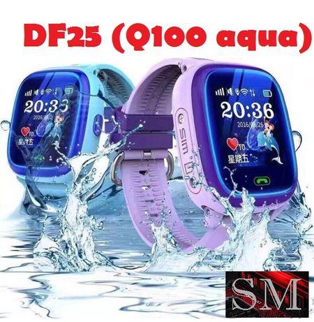 Smart Baby Watch DF25 (Q100 aqua b13930e818e8c