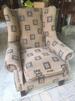 Single Seater Wingback Chair