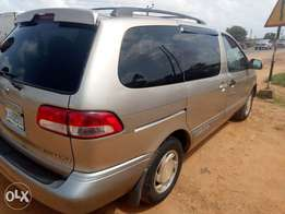 Very clean registered 2003 Toyota Sienna