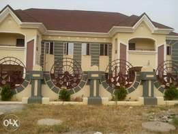 A tastefully finished and brand new 2bedroom flat at Wuye district.