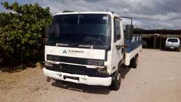 Very neat DAF truck for sale.