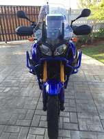 2014 Yamaha 1200Z Super Tenere, as new, only 4500km!