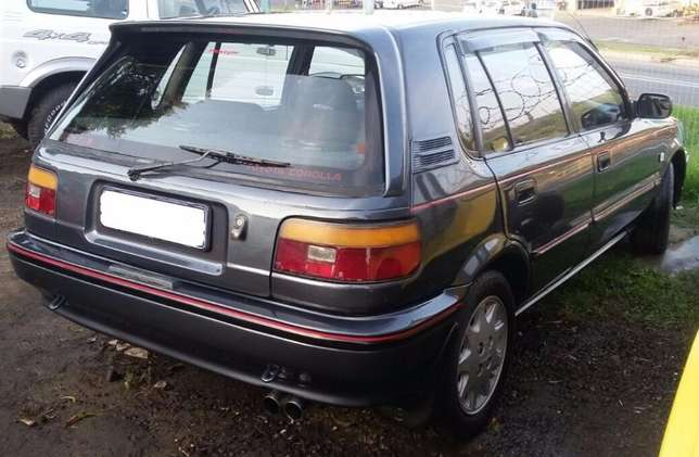 Immaculate Toyota Conquest RSI 1.6 Twincam For Sale Margate - image 1