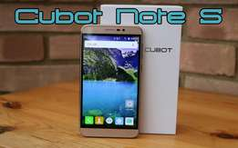 Brand new sealed CUBOT NOTE S KSH 10000