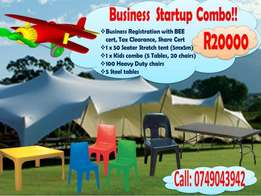 New Business Startup combo deal