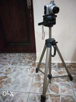 Buy cannon power shot plus tripod and rechargeable batteries for 65k