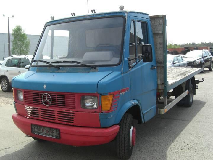Mercedes-Benz 407 (wie 408 409 410) plattform - 1983