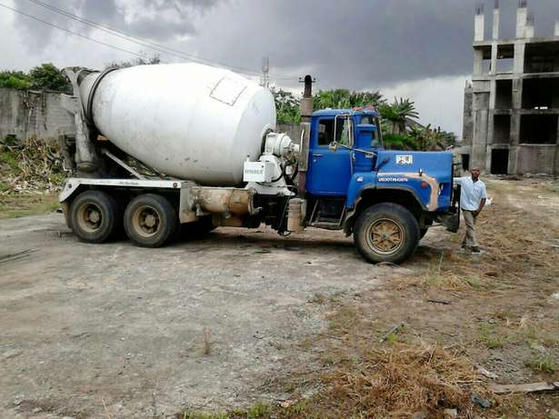 concrete mixer for sale Udu - image 1