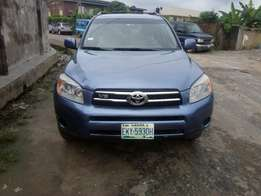 2008 model Toyota RAV4 very clean noting to fix by and drive