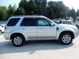 Ford Escape Fully loaded Leather seats