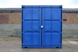 10ft x 8ft Raised Bunded Store for Hire (Suitable for Stacking)