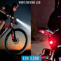 Bike VONT Light With Free Tail Light