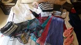 Clothing - Ladies. 2nd Hand. FULL BIG BAG. NO SORTING. ALL TO GO!