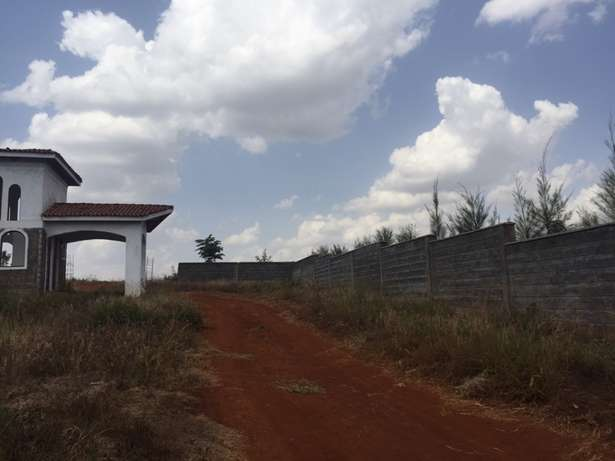 1/2 acre residential plot Near Tatu City in a Gated community Upper Parklands - image 5