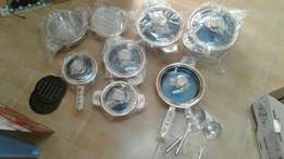 22 cooking ware set non stack 18000ksh