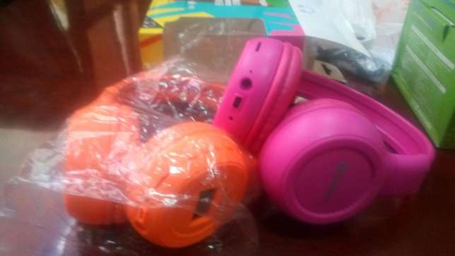 Bluetooth wireless Headphones Nairobi CBD - image 1
