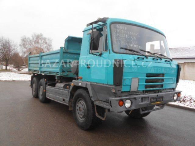 Tatra T-815-2,6x6,S3(ID10817) - 1996