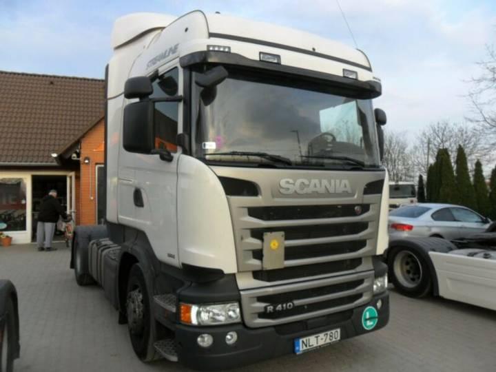 Scania R 410 - 2016