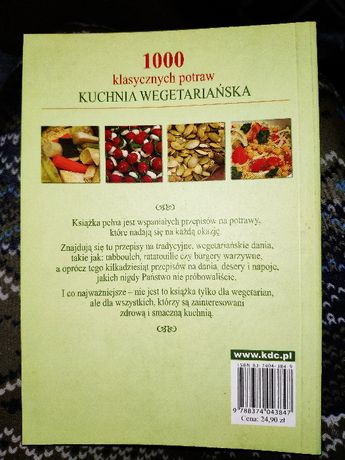 Carolyn Humphries 1000 Klasycznych Potraw Kuchnia