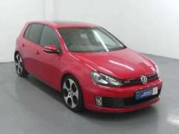Quality used vw golf