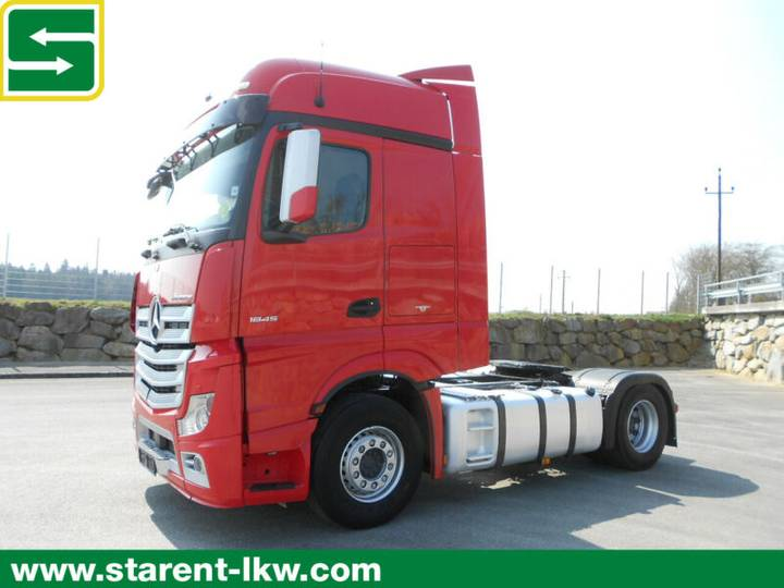 Mercedes-Benz Actros 1845 BIG-Space, 2Tanks, Spoiler, XENON - 2015