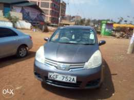 Nissan note offer